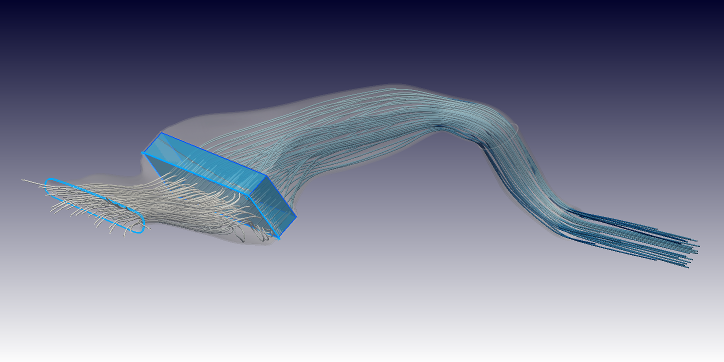 Internal Duct OpenFOAM CFD simulation