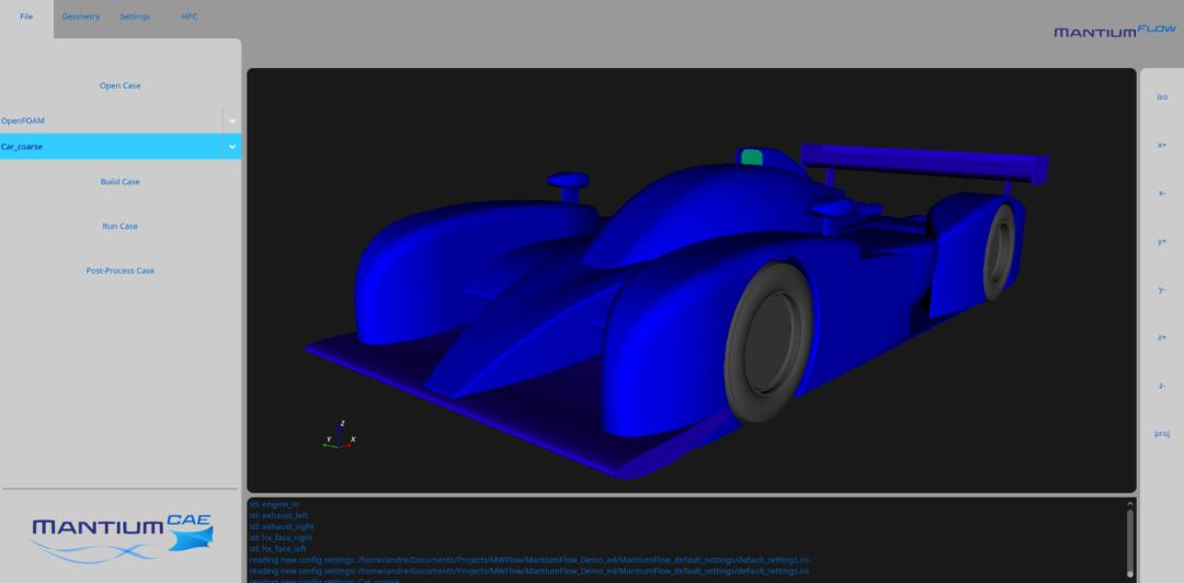 Vehicle Aerodynamics Tutorial - MantiumFlow, CFD Simulation Software